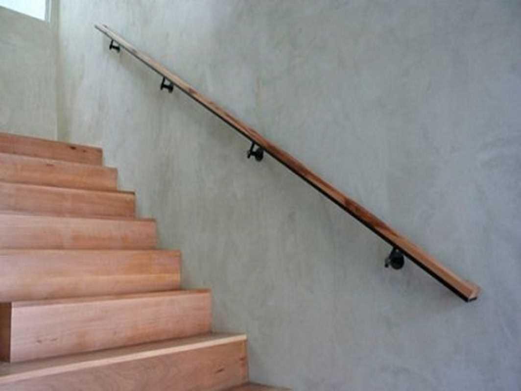 Поручни для лестницы деревянные своими руками